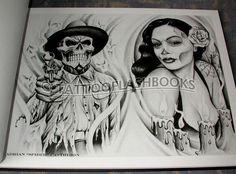 Gangster Tattoo Flash | Tattoo Flash Chicano Jose Lopez Gangster Book - Free Download Tattoo ...