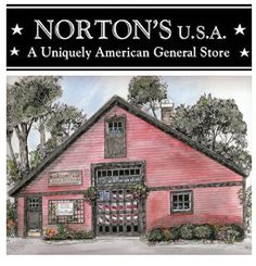 Our General Store carries only American Made products. At Norton's U.S.A. you will find a great selection of items from books & stationary, Flatware, Food & Candy, Toys, Clothing for men, women and kids and so much more. Posted via BuyDirectUSA.com #MadeinAmerica #BuyAmerican #MadeinUSA #GeneralStore