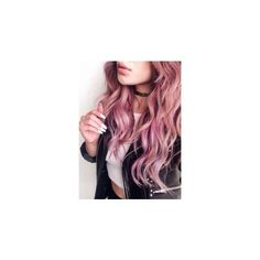 What Color Should You Dye Your Hair? via Polyvore featuring hair