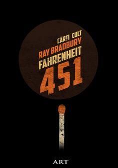 ART-Carti cult. Ray Bradbury - Fahrenheit 451-v2(2013). Traducere de Petre Solomon.