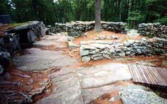 Located on a hilltop in North Salem, NH are perhaps America's biggest unexplained ancient structures.  22 structures over 20 acres.  Researchers have not determined who built them or when they were built. but estimates range from 500 to 4,000 years old.