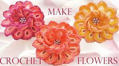 Haz crea y diseña tus accesorios a crochet - Create and Make your crochet knitting accessories - YouTube