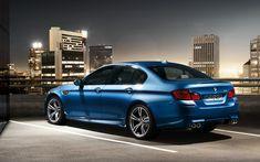 BMW M5 Sedan 2014 full size