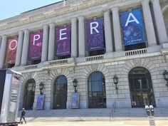 War Memorial Opera House San Francisco, CA