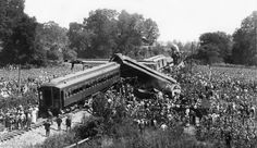 Two trains collide outside Nashville, Tennessee, killing 101 people, on this day in 1918.