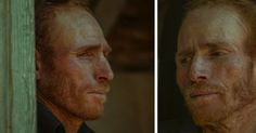 "The Portrait Of An Artist ""Vincent Van Gogh"" 
