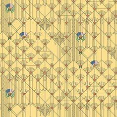 Wright's Bird Cage Pattern Designer Gift Wrap