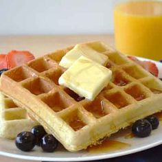 ... Cream | Recipes: Breakfast & Brunch | Pinterest | Lemon Cream, Waffles