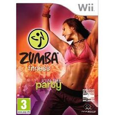 #Location zumba fitness join the party wii à louer à Marseille 5ème (13005)_placedelaloc.com #consocollab #zumba