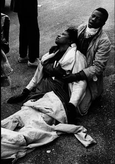 """Amelia Boynton Robinson has died today at In this photo she is with a fellow marcher in 1965 after being knocked unconscious by Alabama troopers at the Edmund Pettus Bridge in Selma. She was played by Lorraine Toussaint in the film """"Selma"""". Martin Luther King, Black History Facts, Black History Month, We Are The World, In This World, By Any Means Necessary, Foto Real, Civil Rights Movement, Suffrage Movement"""