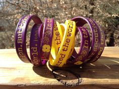 Colorful Message Leather Wrap Bracelet  Hippie  by GratifyDesign, diabetic