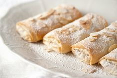 How to make Phyllo Strudels