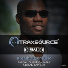 Introducing Traxsource Live – The Voice of the Underground.  Join us on our brand new weekly mix show Traxsource LIVE! Each week we'll present the most important forthcoming #RealHouseMusic releases you need plus exclusive Mixes from the worlds finest Artists & DJs.  LISTEN: https://soundcloud.com/traxsource/traxsource-live-w-cajmere-feb-16th-2015