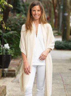 Ladies Cashmere Wrap in Almond