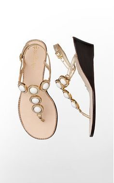 My favorite sandals...I have them in several colors!