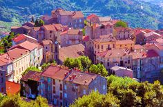 SainteLucie de Tallano (Corse) Corsica, Provence, Cali, France 1, Jolie Photo, Trip Advisor, Explore, Landscape, Street