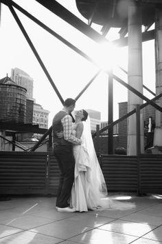 http://socalweddingconsultant.com Southern California Wedding Planner Candid classic bride and groom photo Gary's Loft Wedding Photos