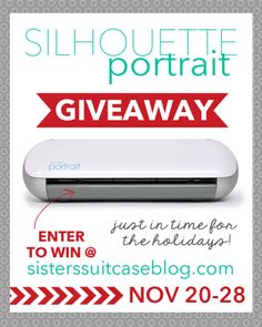 Silhouette Giveaway! Nov 20-28 2013