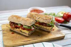 Vega szendvics 4db Tofu, Salsa, Sandwiches, Vegan, Minden, Salsa Music, Paninis, Vegans