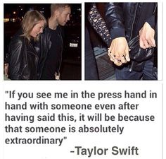 Awe!!!! Taylor!!! ❤️ Um, is there something you want to tell us?