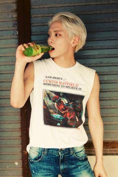 #Jonghyun #SHINee #photoshoot