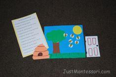 Montessori blog with lesson plans
