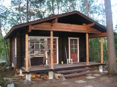 Home Fashion, Bungalow, 1990, Cottage, Cabin, House Styles, Home Decor, Outdoors, Wood Frame House