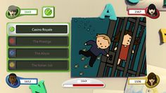 Scene It? XBox quiz game