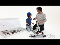Infento Allows You And Your Kids To Build Real Custom Rides [Video] - Forget LEGO, Infento will allow you and your kids to build real custom rides that are too cool for school.