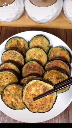 Appetizer Recipes, Keto Recipes, Vegetarian Recipes, Cooking Recipes, Healthy Recipes, Veggie Side Dishes, Food Dishes, Eggplant Recipes, Diy Food