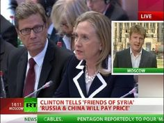 Image result for hillary  russia and china will pay