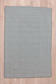 urbanoutfitters.com Indoor/Outdoor Square Grid Rug (27945773)-blue  $59.00-529.00