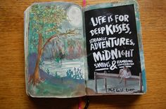My Wreck This Journal - Golf