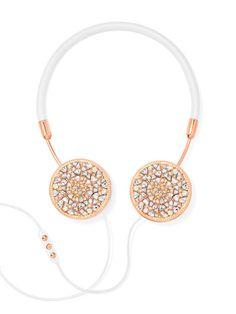 FRENDS x BaubleBar, Shatter Rose Cap Set – FRENDS Headphones