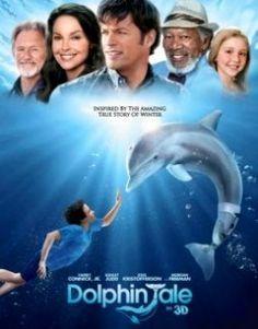 Dolphin Tale - La Gran Aventura de Winter el delfín.