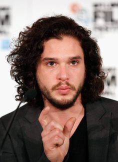 Kit Harington at the press conference for Testament of Youth, (London 14.10.2014)