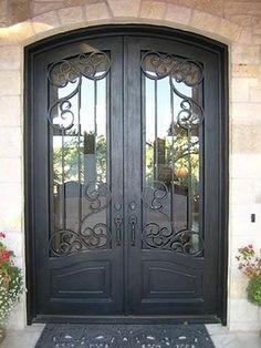Wrought Iron Doors   Products   Grand Door Company, Inc.
