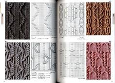 Knitting Pattern Book 260 di Hitomi Shida libro di pomadour24
