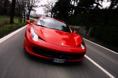 Amazing Italy » TEST DRIVE