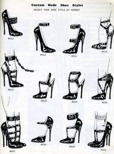 Vintage Sleaze: Shoeporn