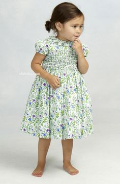 ALALOSHA: VOGUE ENFANTS: Some spring vibes in a beautiful sunny day with bright patterns in a ‪#‎OscardelarentaSS15‬ toddler dresses!