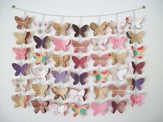 I would like something like this in a little girls room.