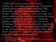 "https://flic.kr/p/DXTyuU | Educational Postcard: ""Teaching, it may surprise you, is very traditional. We hold onto ideas for a very long time...."" 