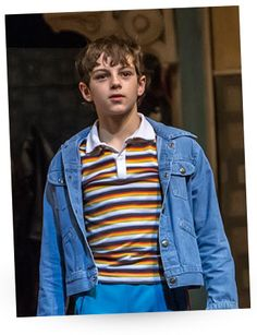 Elliott Hanna slays in the Billy Elliot the Musical Live MOVIE. Billy Elliot, 80s Outfit, Dance Routines, Theatres, Stage Design, Musical Theatre, Films, Movies, Jane Austen
