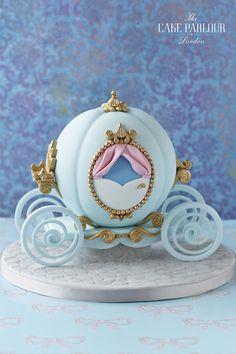 Cindrellas Carriage Cake