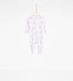 Εικόνα 2 του Σετ δύο πιτζάμες με ελάφι από Zara