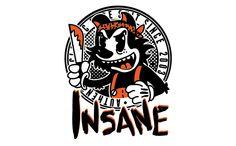Black, white & orange logos on Behance