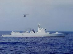 Type 052D Luyang III China Destroyer