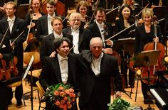 Daniel Barenboim on his collaboration with Gustavo Dudamel