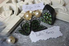 [♥✿ Tuto Fimo : la cane papillon ✿♥] ~ [♥✿ Polymer Clay Tutorial : Cane ...